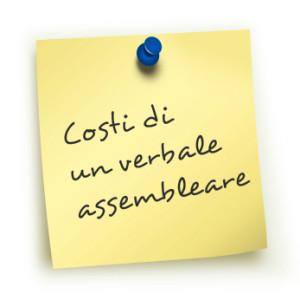 preventivo notaio bergamo costi verbale assemblea